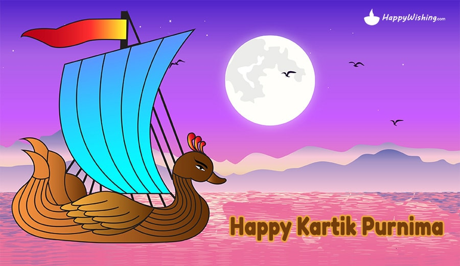 Kartik Purnima Wishing Wallpapers