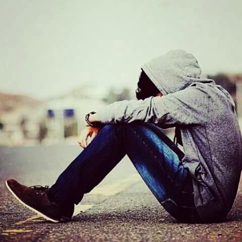 sad image whatsapp dp for boy